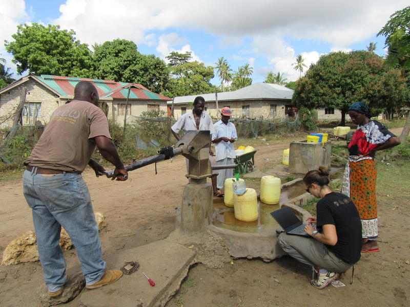 oxford university's smart handpumps project