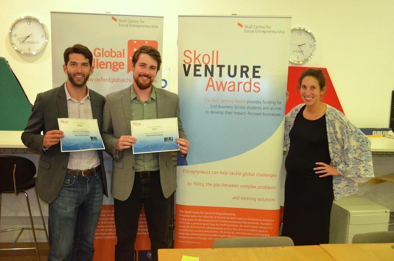 skoll venture award winners