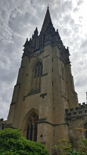 st marys tower oxford