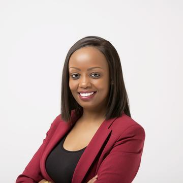 Diana Wangari headshot
